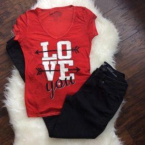 Tops - Love You T-Shirt